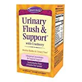 Nature's Secret Urinary Flush & Support with Cranberry Promotes Healthy Bladder & Urinary Tract - 8 Botanical Concentrate Blends to Flush & Soothe - Healthy Elimination & Detoxification - 60 Capsules