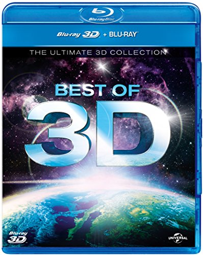 Best of 3D: The Ultimate 3D Collection [Blu-ray 3D + Blu-ray] [2013] [Region Free]