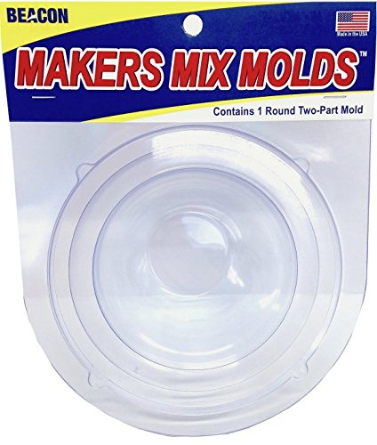 Beacon Makers Mix Molds Round
