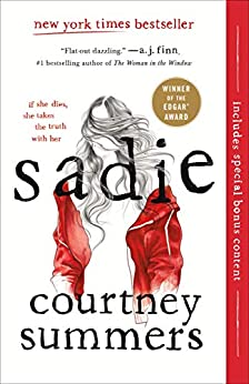 Sadie: A Novel by [Courtney Summers]
