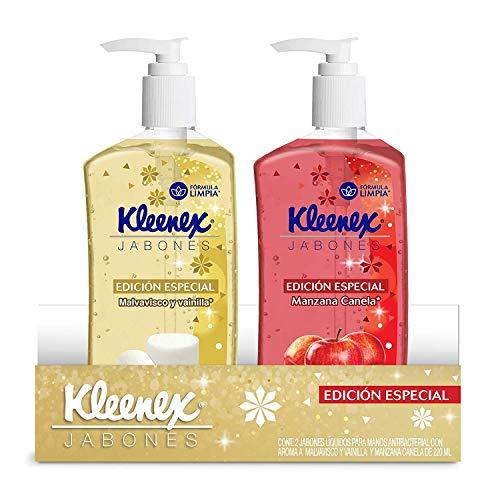 Kleenex Jabón Líquido para Manos, 2 Piezas