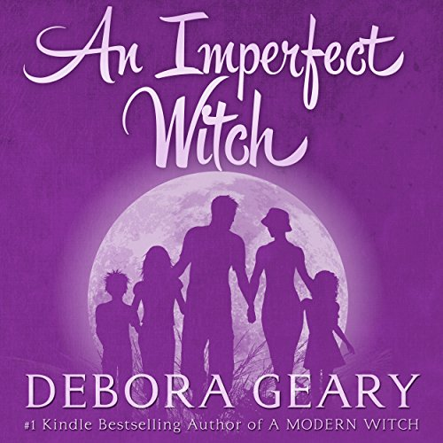 An Imperfect Witch audiobook cover art
