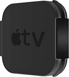 Apple Airport Express MC414 Mount Case for 2nd and 3rd Generation Apple TVs Bidear (Black)