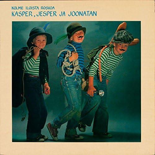 Kolme iloista rosvoa - Kasper, Jesper ja Joonatan