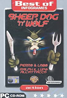 Best of Sheep, Dog 'n' Wolf by Atari