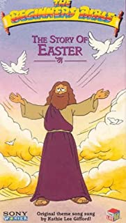 The Beginner's Bible: The Story of Easter VHS