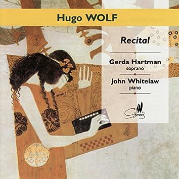 Hugo Wolf: Mörike Liederbuch, Italienisches Liederbuch, et al.