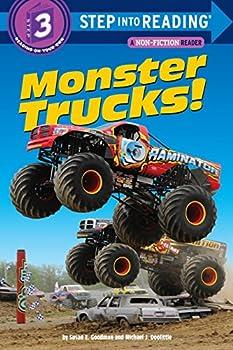 Monster Trucks!  Step into Reading