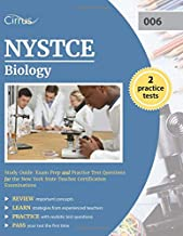 NYSTCE Biology Study Guide: Exam Prep and Practice Test Questions for the New York State Teacher Certification Examinations