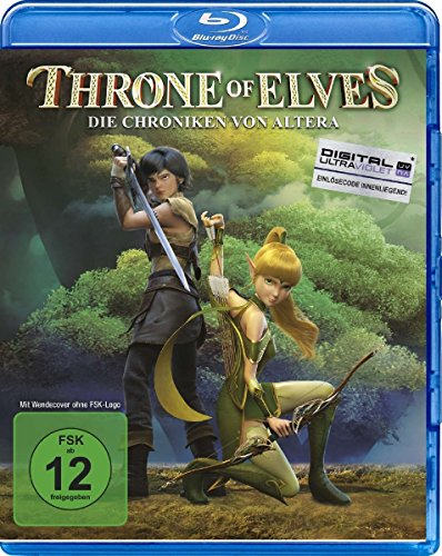 THRONE OF ELVES-DIE CHRON - MO [Blu-ray]