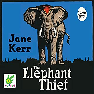 The Elephant Thief                   By:                                                                                                                                 Jane Kerr                               Narrated by:                                                                                                                                 Robin Laing                      Length: 8 hrs and 39 mins     2 ratings     Overall 5.0