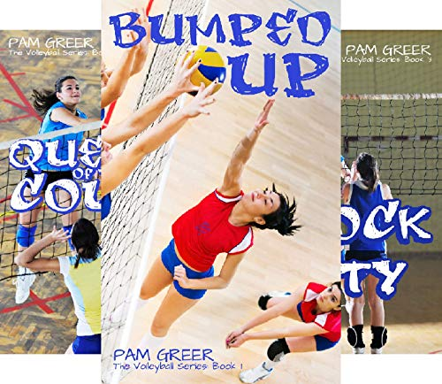 The Volleyball Series #2 (3 Book Series)