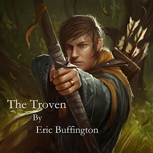 The Troven audiobook cover art