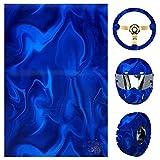 Xiaoyao24 YS074 película hidrográfica de transferencia de agua Hydro Dip película para decoración X-Large