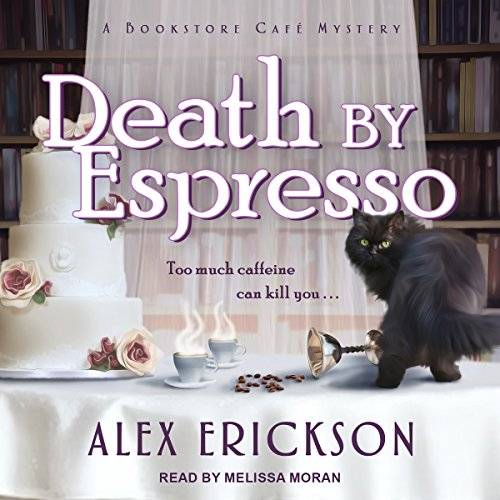 Death by Espresso audiobook cover art