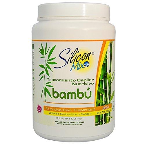 Silicon Mix Bambu Nutritive Hair Treatment 60oz