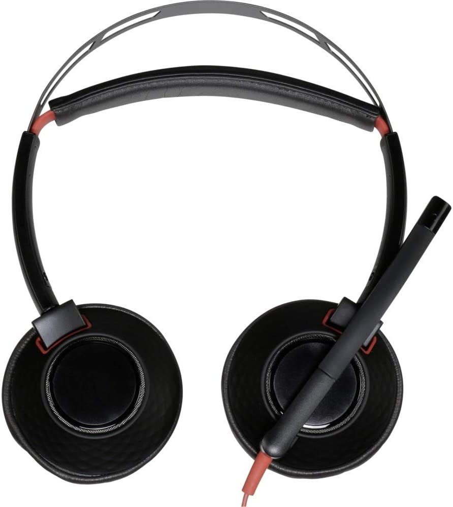 Plantronics Headset Kopfhörer Blackwire C5210 Monaural Elektronik
