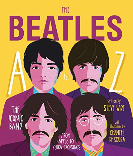 The Beatles A to Z: The iconic band - from Apple Corp to Zebra Crossings