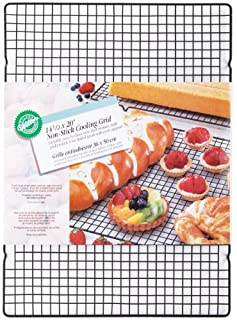 Wilton Nonstick Cooling Rack Grid, 14 1/2 by 20-Inch (B0000VMIV8) | Amazon price tracker / tracking, Amazon price history charts, Amazon price watches, Amazon price drop alerts