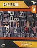 Core Skills Spelling Grade 6 (Steck-Vaughn Core Skills Spelling)