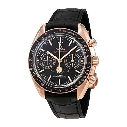 Omega Speedmaster Automatic Black Dial Men's Watch 304.63.44.52.01.001