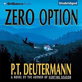 Zero Option audiobook cover art