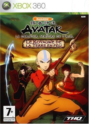 Avatar: Der Herr der Elemente - Die Erde brennt - FR (xbox360) Z2 gebr.
