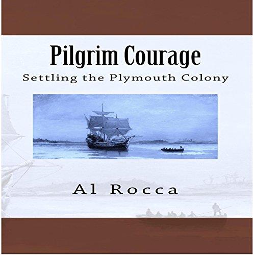 Pilgrim Courage audiobook cover art