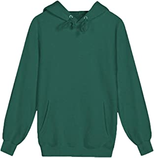 Pure Color Long Sleeves Sweatershirt Men's Casual Fashion Printing Hoodie Tops