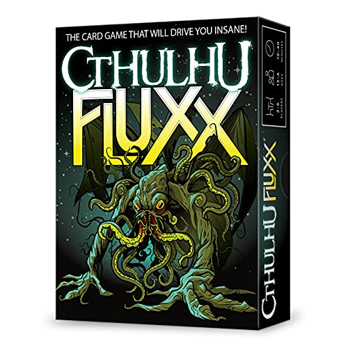 Fluxx: Cthulhu Fluxx