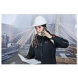 Bosch Professional Beheizbare Jacke GHJ 12+18V Unisex (ohne Akku, 12/18 Volt, Schwarz, Größe L, im Karton) - 3