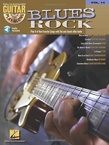 Guitar Play-Along Volume 14 Blues Rock (Book / CD): Play-Along, CD für Gitarre (Guitar Play-Along, 14)