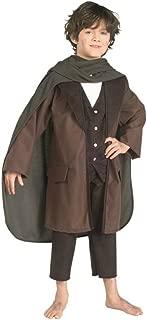 Boys Frodo Kids Child Fancy Dress Party Halloween Costume