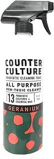 Counter Culture Clean, Cleaner Geranium All Purpose Probiotic, 24 Ounce