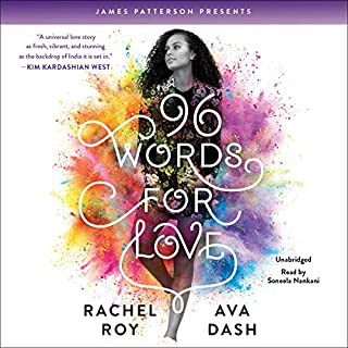96 Words for Love audiobook cover art