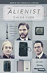 book titled The Alienist