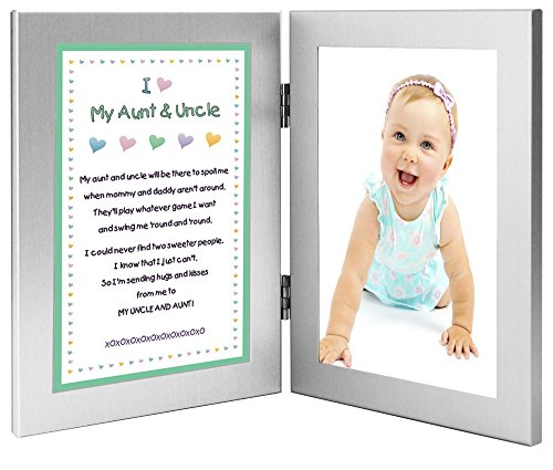 Sweet Picture Frame And Letter