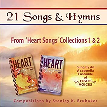 21 Songs & Hymns: Heart Songs, Coll. 1 & 2