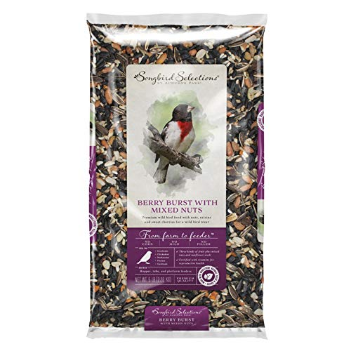 Global+Harvest+Foods+Songbird+Selections+Chickadee+and+Nuthatch+Wild+Bird+Food+Fruits+and+Nuts+-+Case+of+1