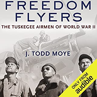 Freedom Flyers audiobook cover art