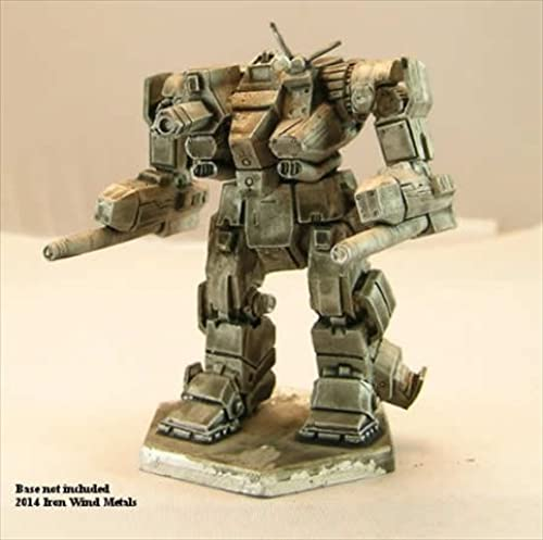 Iron Wind Metals 20-5092 Battletech Dark Age Doloire Dlr-O Tro 3145 80 Ton by Iron Wind Metals