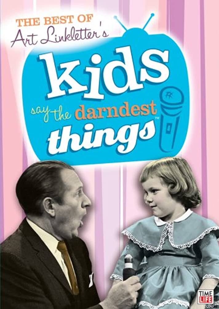 The Best of Art Linkletter's Kids Say the Darndest Things, Vol. 2