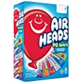 Airheads Bars, Chewy Fruit Taffy Candy, Variety Pack, Back…