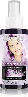 Cameleo - Płukanka w Sprayu do Włosów - Fioletowa Mgiełka - Do Włosów Blond, Platynowych, Siwych - Gotowa do Użycia, Spray...
