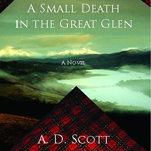 A Small Death in the Great Glen audiobook cover art