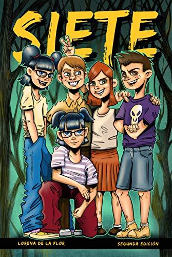 Siete: aventuras para niños a partir de 8 años