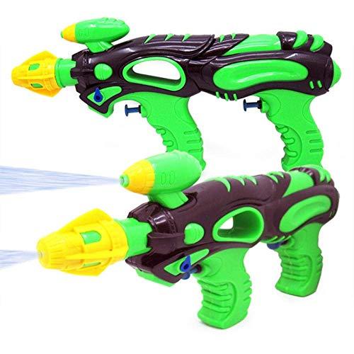 FFSM 1pcs Pistolas de Agua for los niños, de Largo Alcance de Doble Boquilla de Agua Pistola Juguetes, Juguete Pistola de Agua como Regalos de los niños plm46