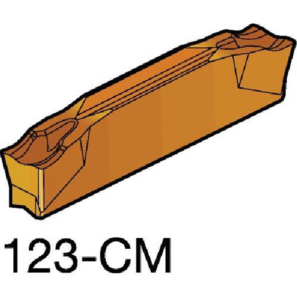 我慢する普遍的なケーブルカーサンドビック コロカット2 突切り?溝入れチップ 1125 COAT N123J2-0500-0002-CM_1125-1125 (10個入)