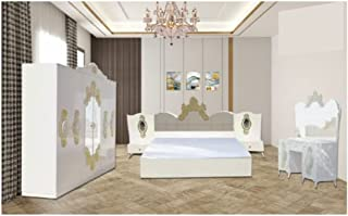 King Bedroom 5 pieces/By: ALAMEER TRADING CO.