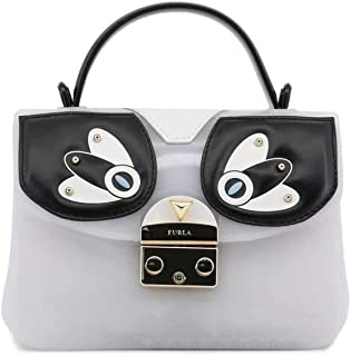 Furla Women Grey Handbags